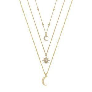 Ettika Night Sky Necklace